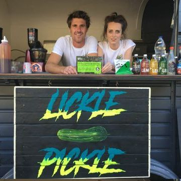 Lickle Pickle Mobile Caterer