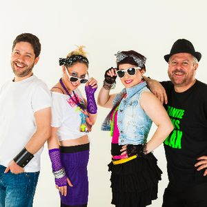 The 80s Tribute Band Function & Wedding Music Band