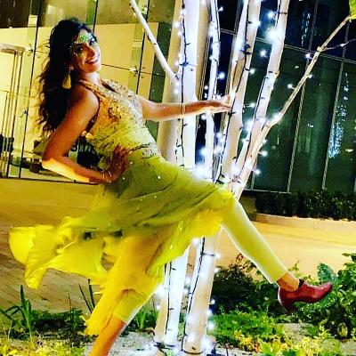 Zumba with Bally Bollywood Dancer