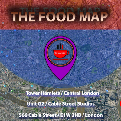 The Food Map Afternoon Tea Catering