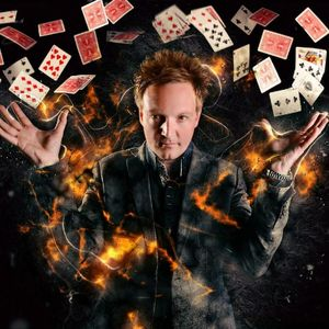 Award Winning Magic Of Graeme Shaw Illusionist