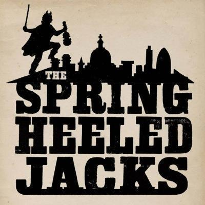 Spring Heeled Jacks - Live music band , London, Ensemble , London, World Music Band , London,  Function & Wedding Band, London Ceilidh Band, London Irish band, London Barn Dance Band, London Electronic Dance Music Band, London Folk Band, London Alternative Band, London