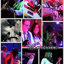 Groove Nation Funk band