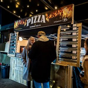 Handmade Pizza Co Street Food Catering