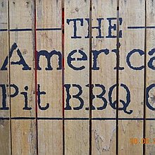 The American Pit BBQ Co. Afternoon Tea Catering