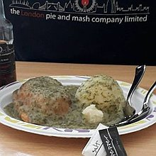 The London Pie and Mash Company Limited Catering