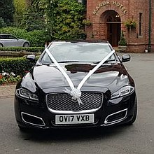 PPDS Professional Chauffeur Services Wedding car