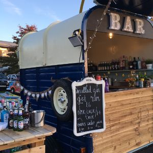 The Firsty Foal Mobile Bar