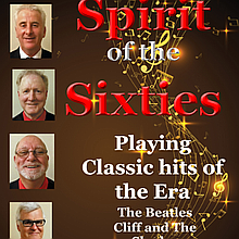 Spirit of the Sixties Function Music Band