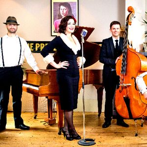 The Red Hot Rags -  Energetic Swing & Jazz Band Rat Pack & Swing Singer