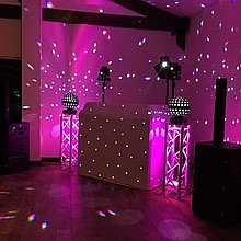 Pick And Mix Disco Wedding DJ