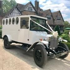 Just Married Wedding Cars Vintage & Classic Wedding Car