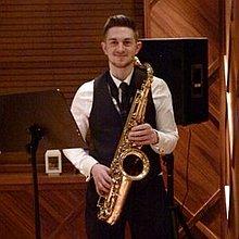 Saxalone Saxophonist