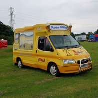Martin's Whippy Food Van