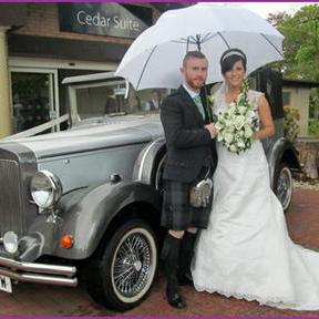 Gayles Bridal Cars Vintage & Classic Wedding Car