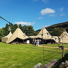 BAR Events UK Marquee & Tent