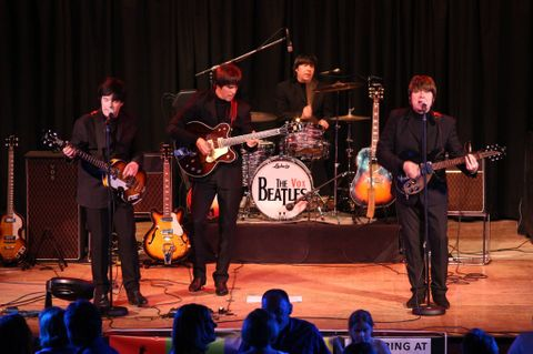 The Vox Beatles Function & Wedding Music Band