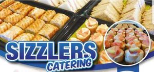 Sizzlers sandwich bar Wedding Catering