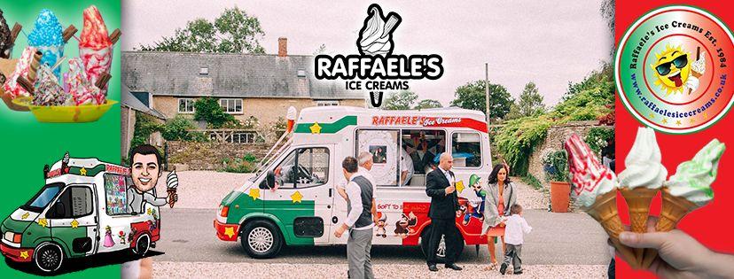 Raffaele's Ice Cream Van Hire In Swindon - Catering  - Wiltshire - Wiltshire photo
