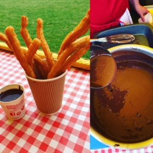 MR CHURROS Street Food Catering
