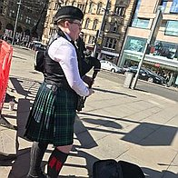 Adam Davanna - The Pans Piper Solo Musician