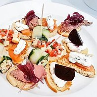 The Palate Box Dinner Party Catering