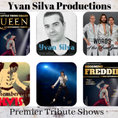Yvan Silva Productions Singing Guitarist