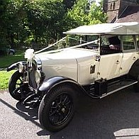 Andrews Wedding Car Hire Vintage & Classic Wedding Car