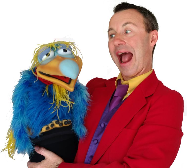 Andy Hiccup - Children Entertainment  - West Sussex - West Sussex photo