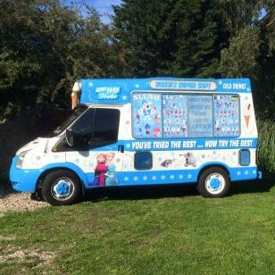 Petes' Ices - Catering , London,  Ice Cream Cart, London