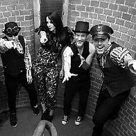 Shant Bivvy Rock And Roll Band