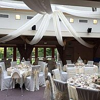 Lancashire Chair Covers Marquee & Tent