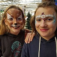 Mirror Mirror Facepainting Children Entertainment