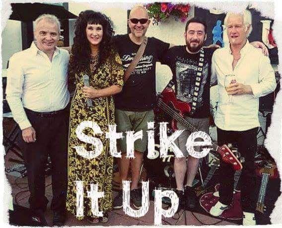 Strike It Up - Live music band  - Carlisle - Cumbria photo