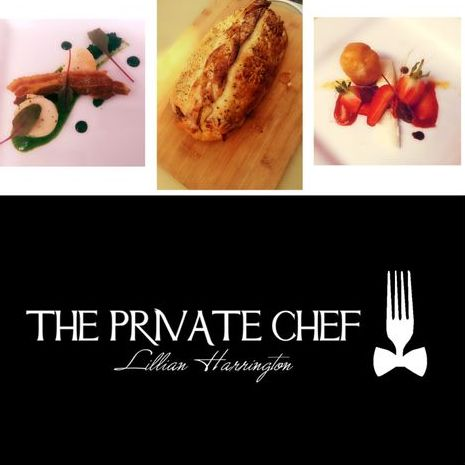 The Private Chef Afternoon Tea Catering