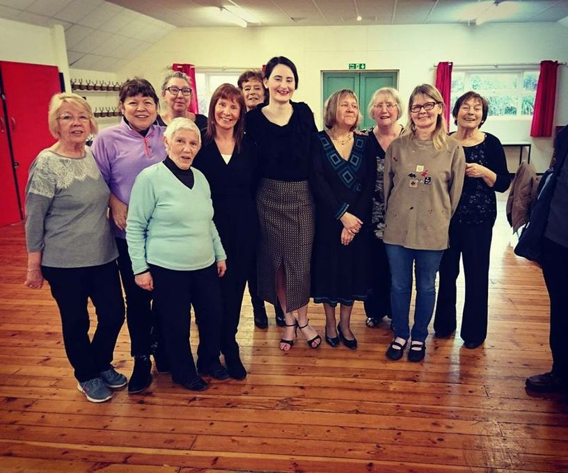 Irene Costa - Dance Act  - Newcastle Upon Tyne - Tyne and Wear photo