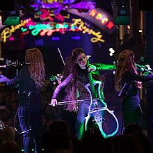 Vesper Electric String Quartet String Quartet