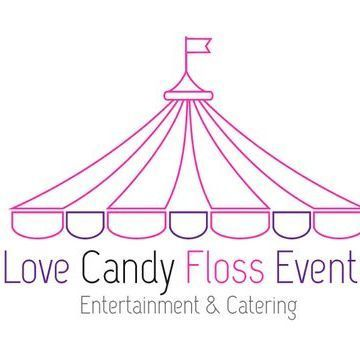 Love Candy Floss Buffet Catering