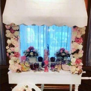 North West Event Solutions Sweets and Candies Cart