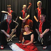 SwingZing 1920s, 30s, 40s tribute band