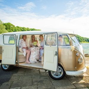 Cool Camper Weddings - Transport , Leicestershire,  Vintage & Classic Wedding Car, Leicestershire Chauffeur Driven Car, Leicestershire