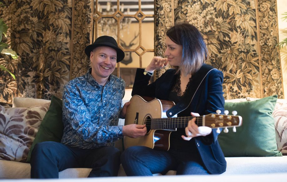 LeLounge Acoustic Duo - Live music band  - Manchester - Greater Manchester photo