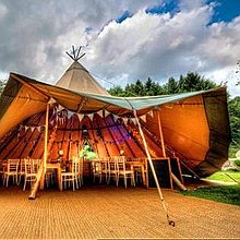 The Natural Tent Company Marquee & Tent