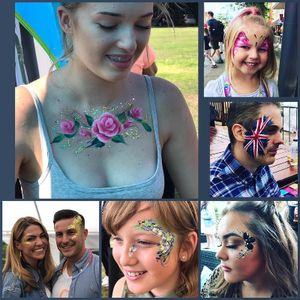 Nik Nack Face Painting Children Entertainment