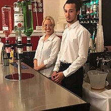 TheBarHopper - always on time, always have a smile & have a passion to serve Bar Staff