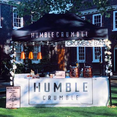 Humble Crumble Crepes Van