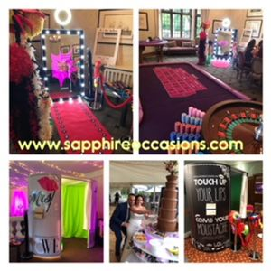 Sapphire Occasions - Photo or Video Services , Wirral,  Photo Booth, Wirral Sweets and Candy Cart, Wirral Chocolate Fountain, Wirral