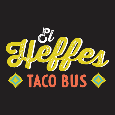 El Heffes Taco Bus Wedding Catering