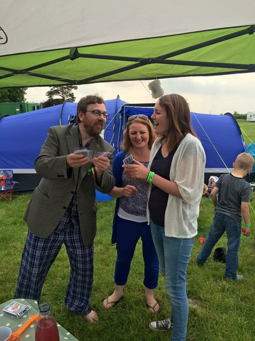 Tim The Time Travelling Magician - Magician  - Gloucester - Gloucestershire photo