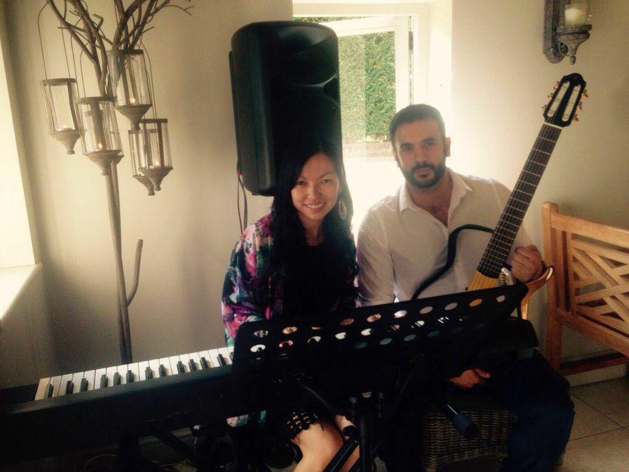 Feeling Good Guitar & Piano - Solo Musician  - Surrey - Surrey photo
